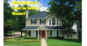 Cost to sell a home Executive Sellers Realty