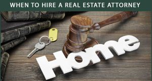 hire real estate attorney